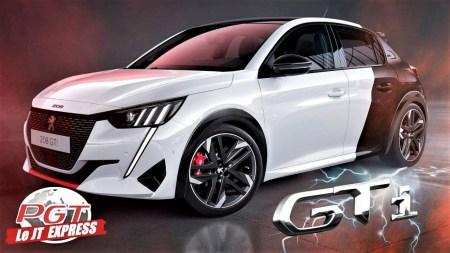 La renaissance du Mythe, la nouvelle Peugeot 208 GTi, sportive et connectée